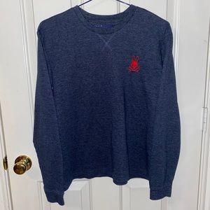 Psycho Bunny Long Sleeve Crewneck Sweatshirt